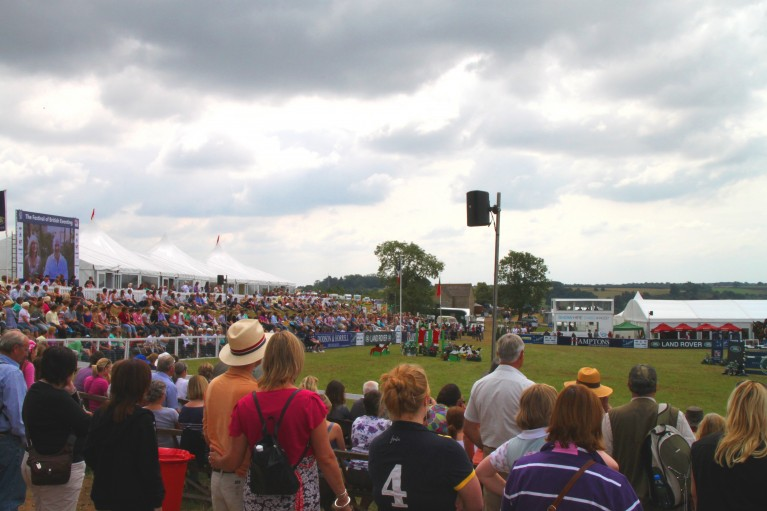 Gatcombe Show Jumping