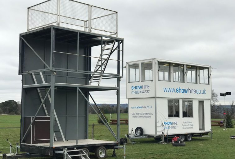 Commentary Units - Show Hire